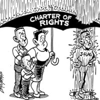 Gleaner EDITORIAL - End Discrimination Towards Gays Now