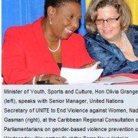 668 women raped 531 suffered from carnal abuse in Jamaica in 2010.