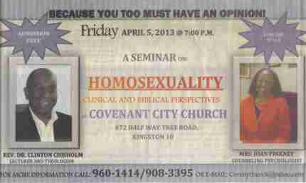 chisholm antigay seminar ad 2013