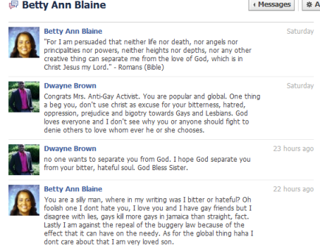 Betty Convo part 1
