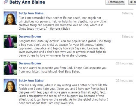 Betty Convo part 1