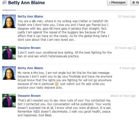 Betty Convo part 2